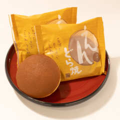 えんどら焼き(バター)